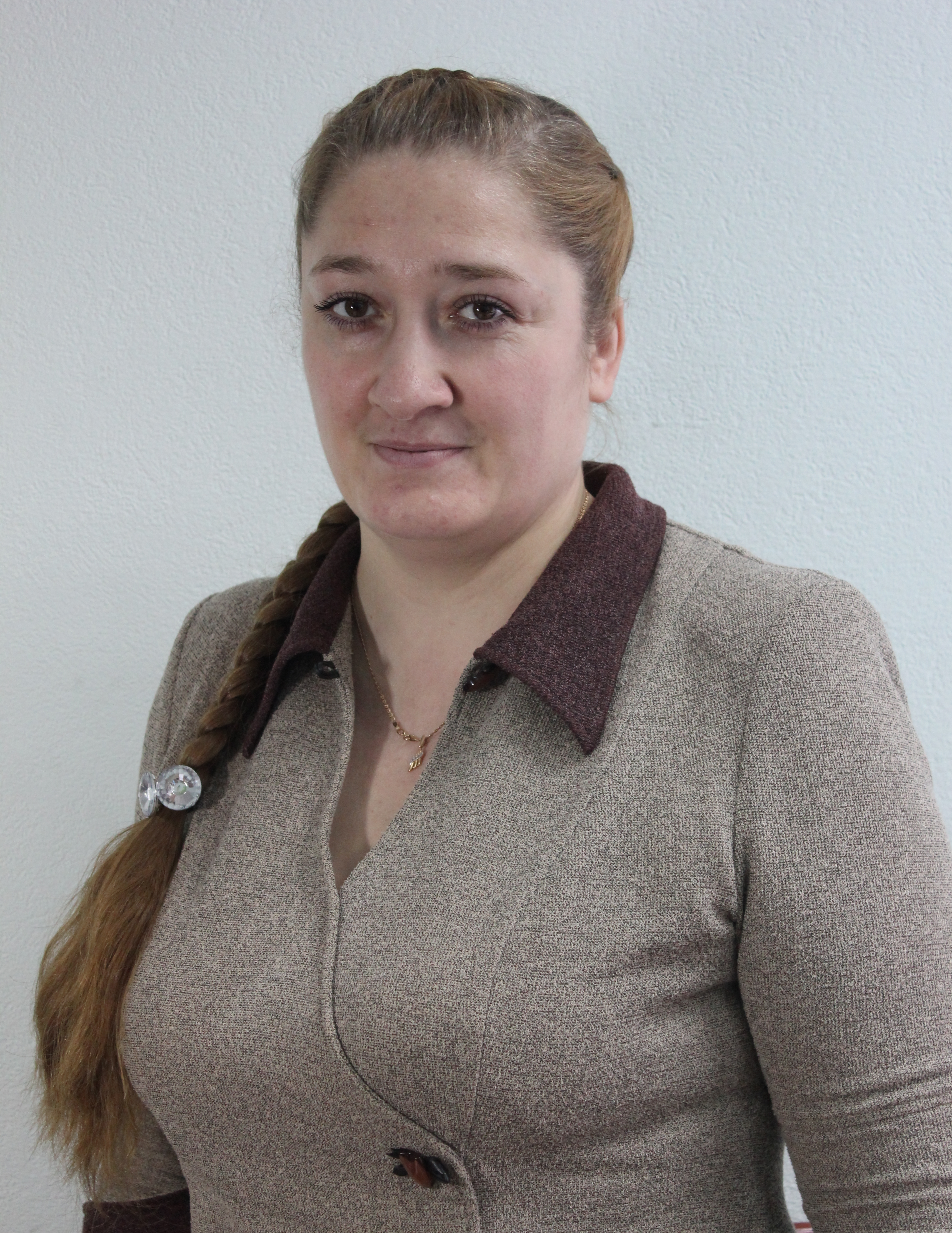 Боровкова Ольга Юрьевна