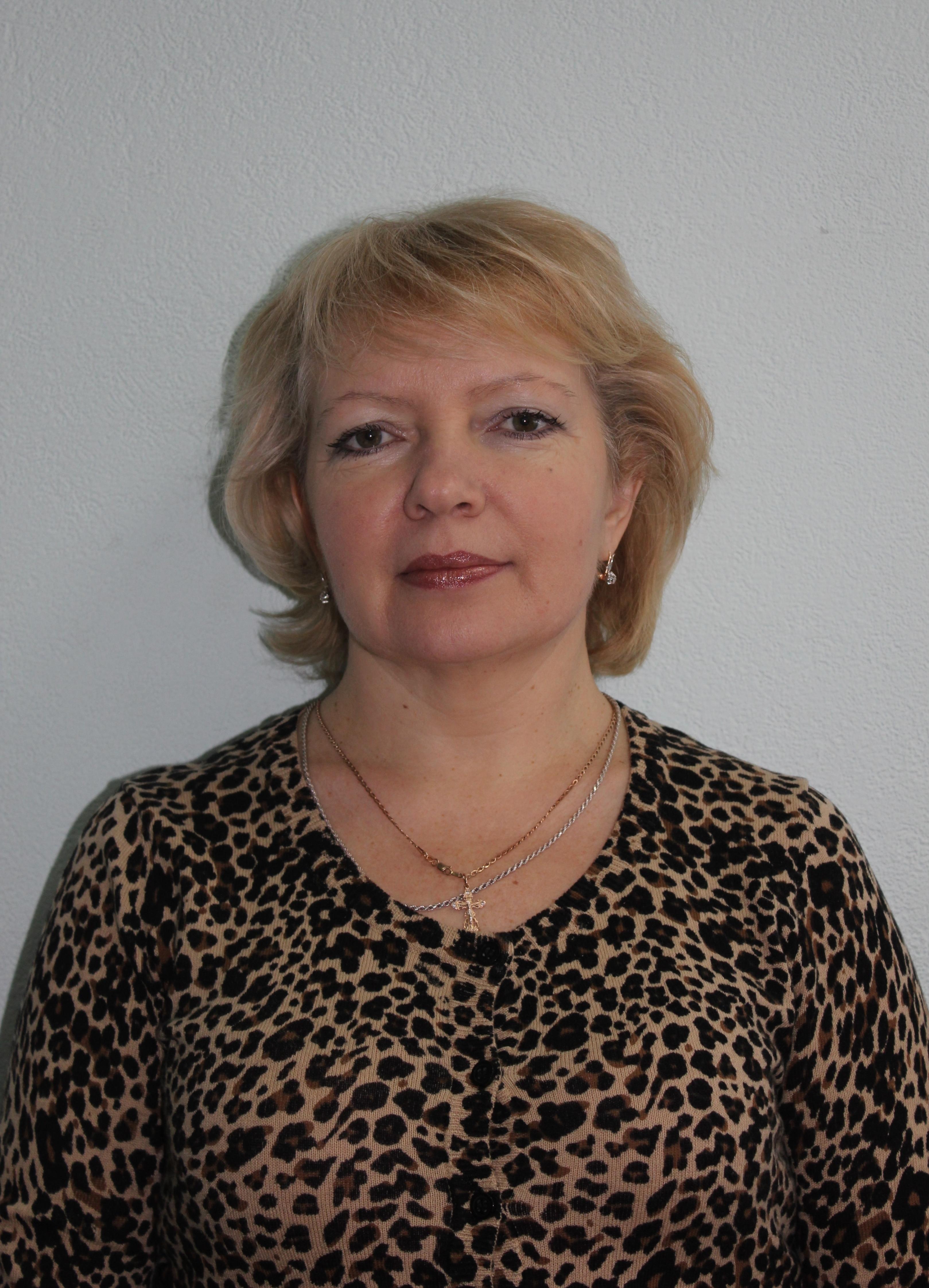 Глубоковских Светлана Арнольдовна